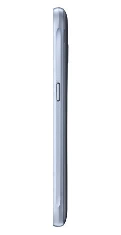 Samsung Galaxy J1 lateral