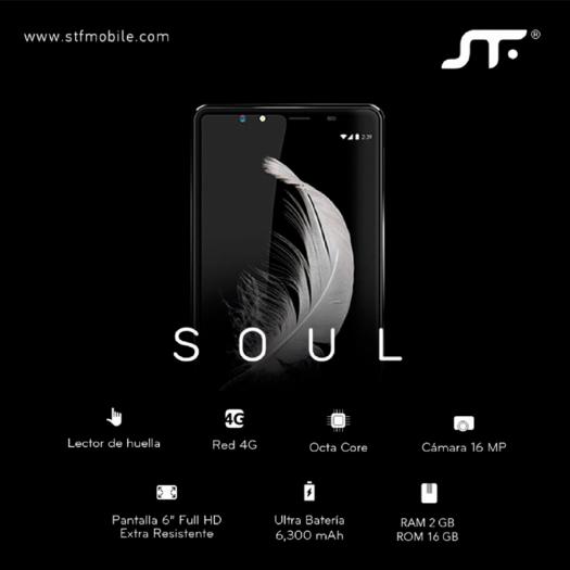 STF Soul especificaciones