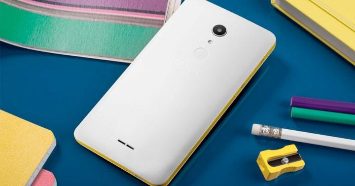 Alcatel A3 XL amarillo