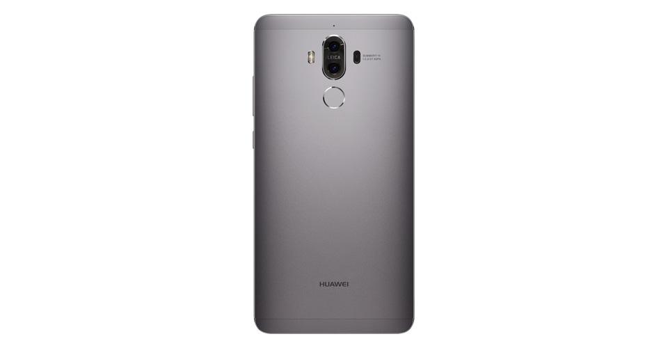 Huawei Mate 9 cubierta