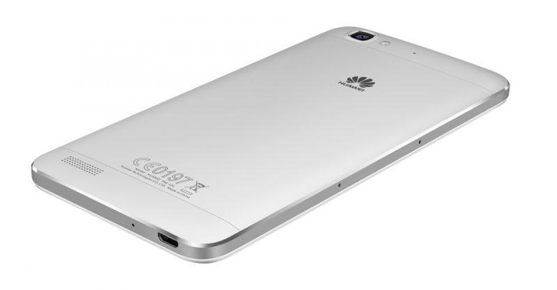 Huawei GR3 cubierta