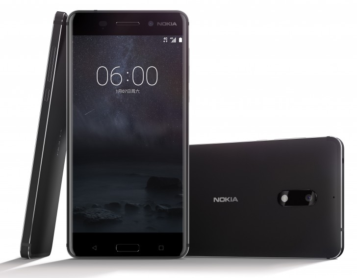 Nokia 6 con Android
