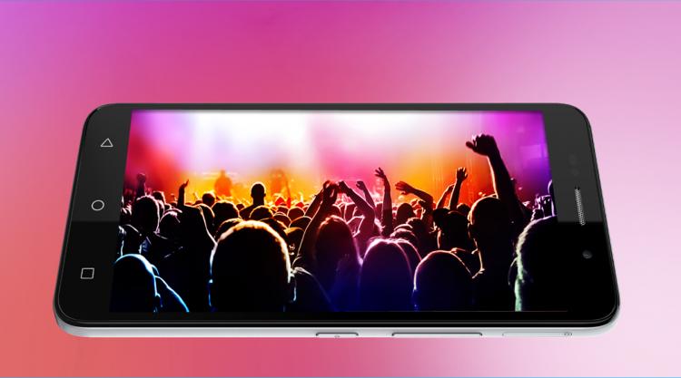 Alcatel Pixi 4 6 pantalla