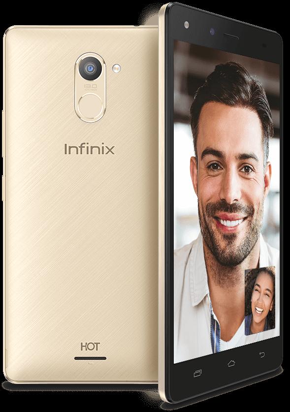 Infinix Mobility Hot 4 Pro