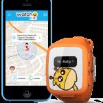 Watch U Kids ya en México: un reloj localizador para niños