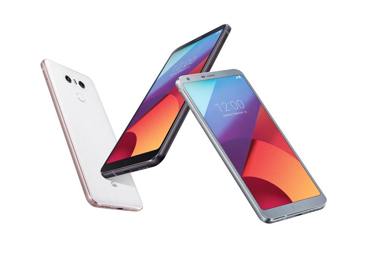 LG G6 diseños