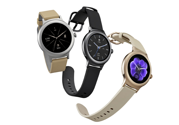 LG Watch Style modelos