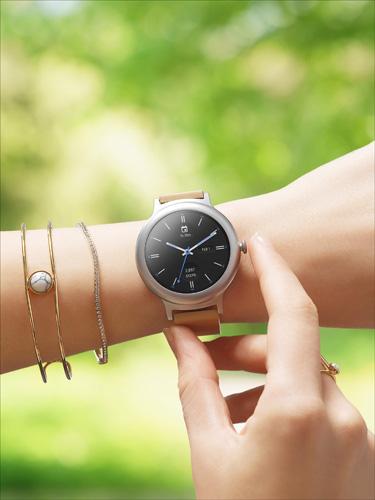 LG Watch Style clásico
