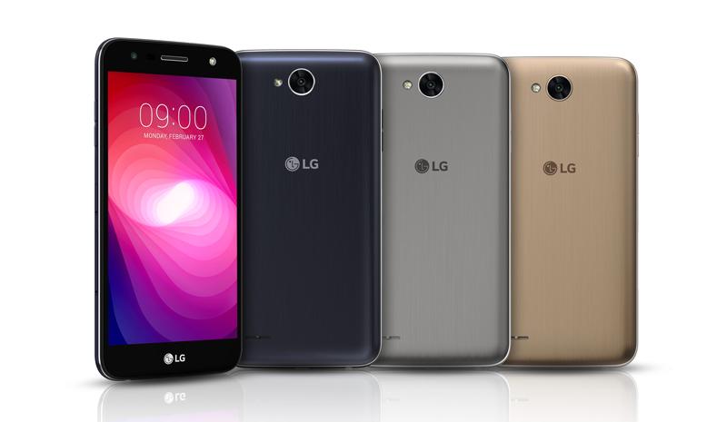 LG X Power 2 colores