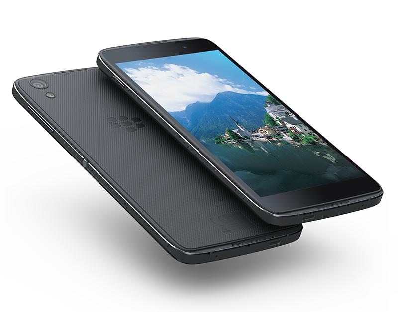 BlackBerry DTEK50 gris