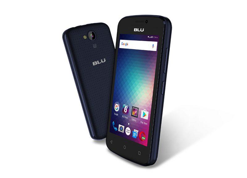 Blu Advance 4.0M perfil