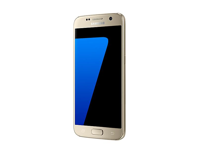 Samsung Galaxy S7 Duos perfil