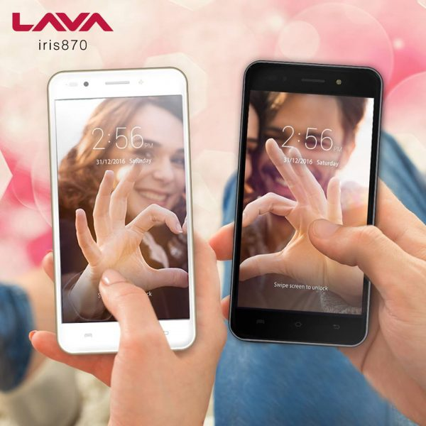 Lava Iris 870 ya disponible en México