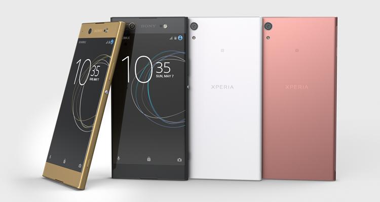 Sony XA1 Ultra diseños