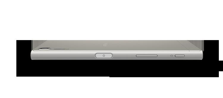 Sony XZ Premium lateral