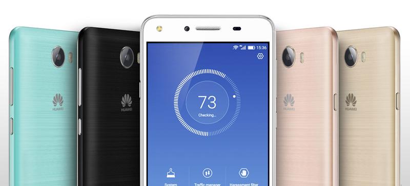 Huawei Y5 II detalle