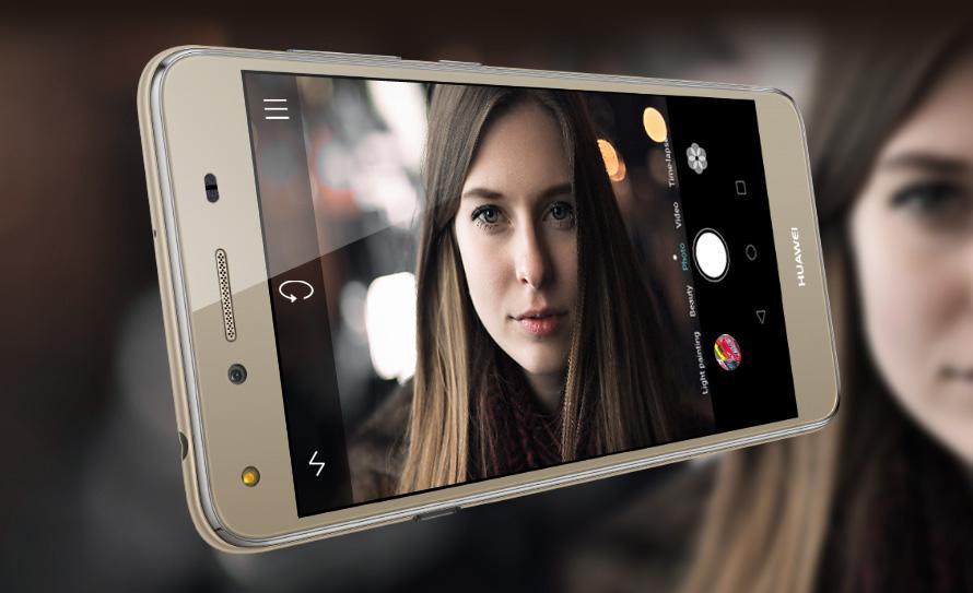 Huawei Y5 II perfil