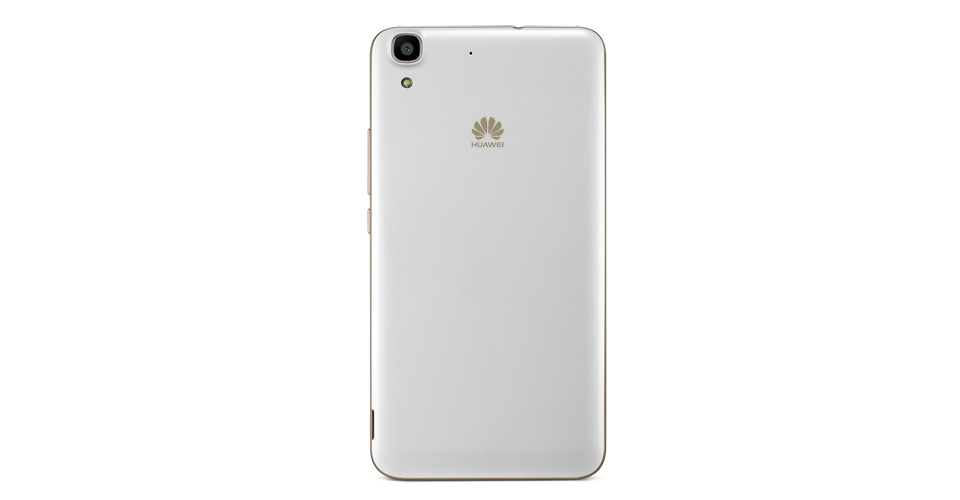 Huawei Y6 cubierta