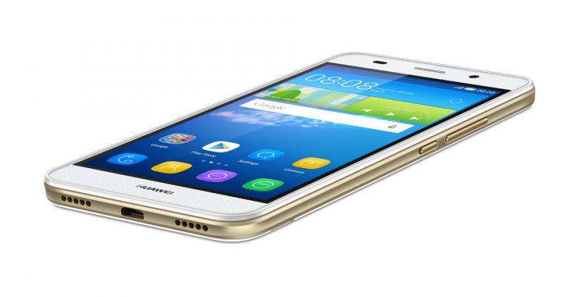 Huawei Y6 con Telcel