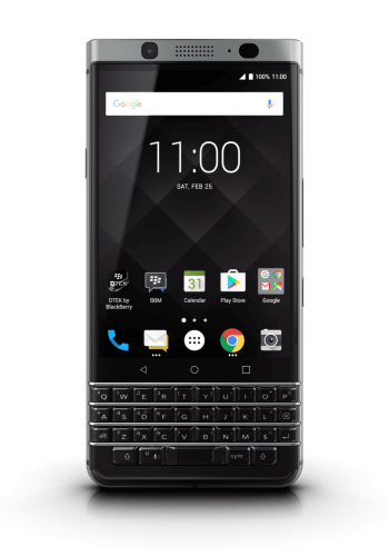 BlackBerry KEYone pantalla