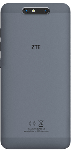 ZTE Blade V8 cubierta