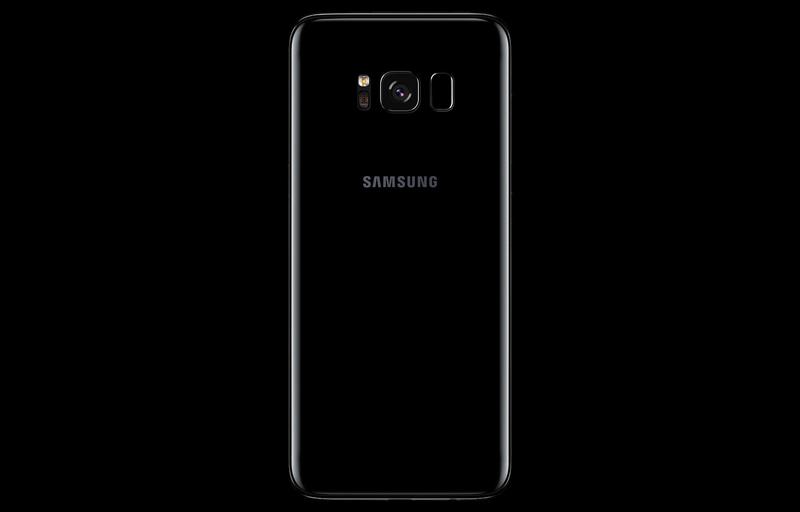 Samsung Galaxy S8 cubierta