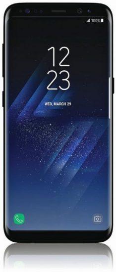 Samsung Galaxy S8 filtracion