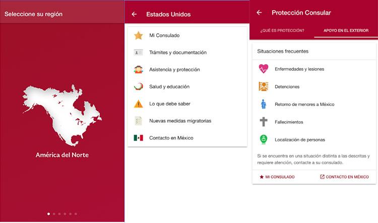 MiConsulmex App