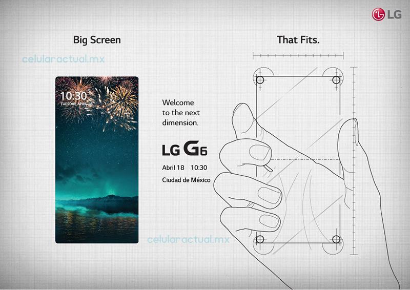 LG G6 en México