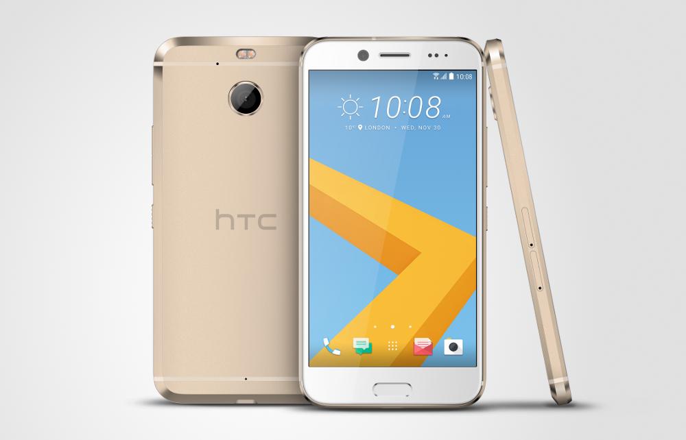 HTC 10 evo en México pantalla Quad HD 5.5