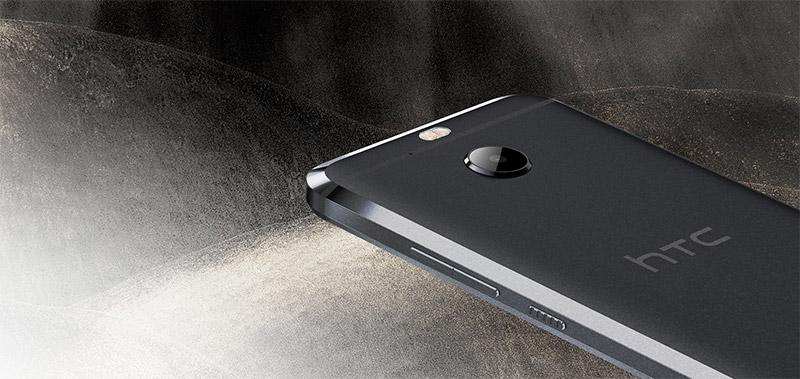 HTC 10 evo cámara trasera