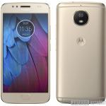 Se revela el diseño del nuevo dispositivo de Motorola, Moto G5S