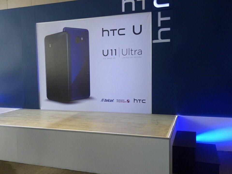 Presentación HTC U11 CDMX