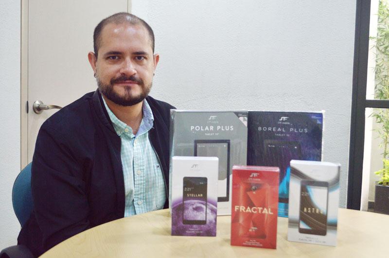 Rodrigo Péres STF Mobile