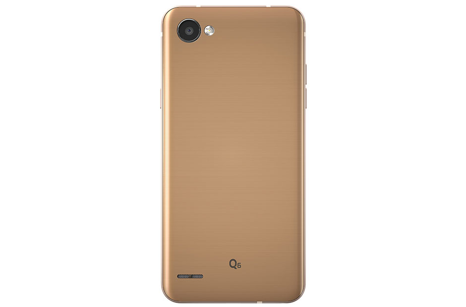 LG Q6 cubierta