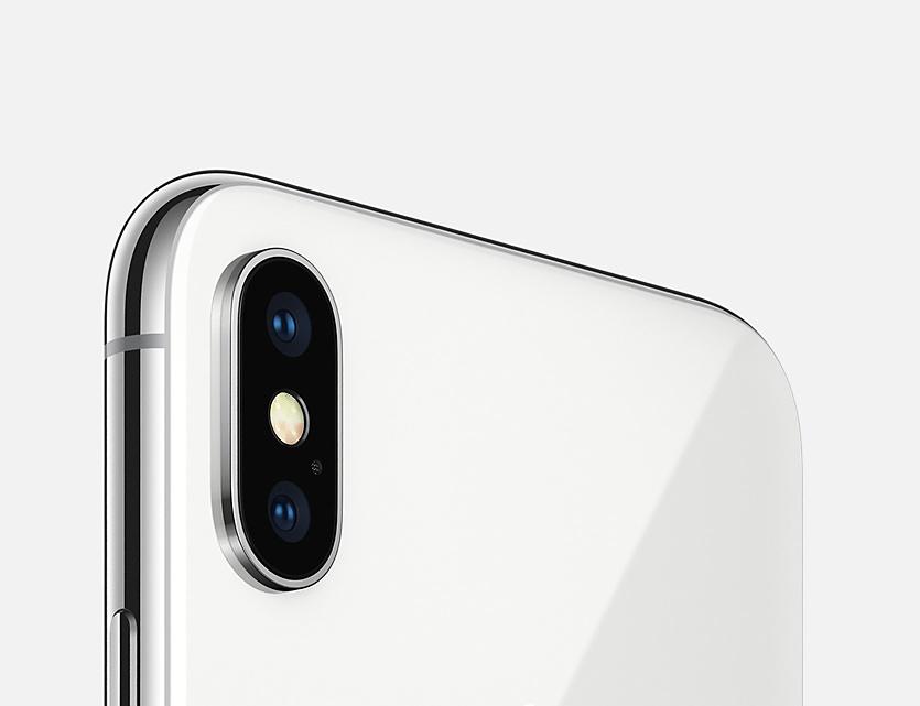 Apple iPhone X cámara