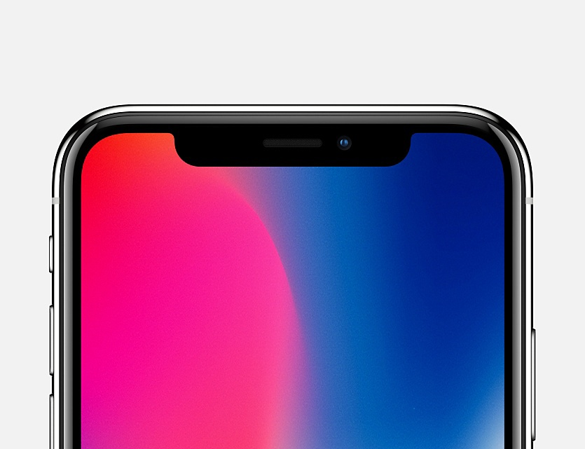 Apple iPhone X detalle