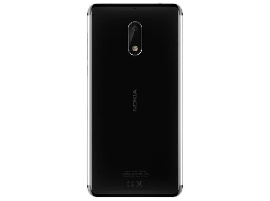 Nokia 6 cubierta