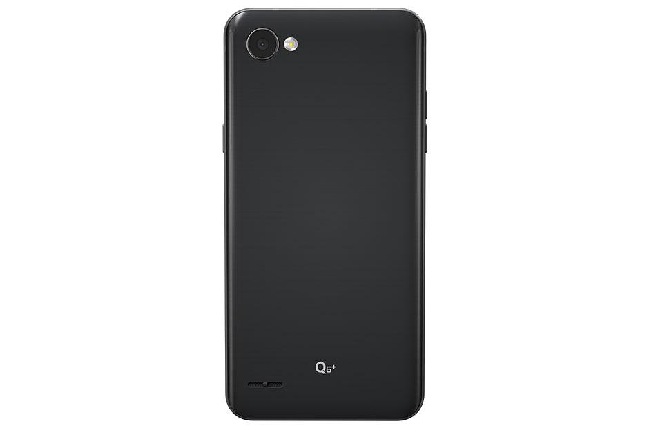LG Q6+ cubierta