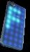 Alcatel A5 LED case blue