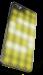 Alcatel A5 LED case yellow
