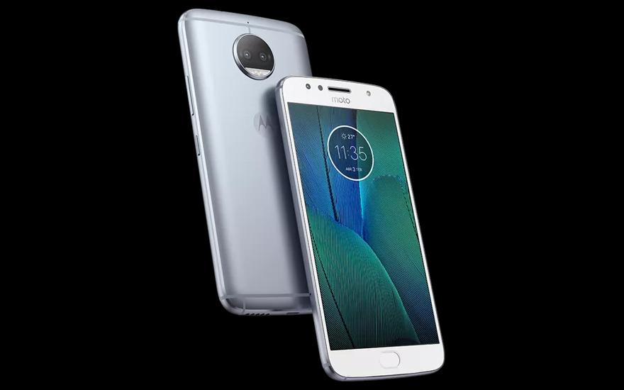 Moto G5 Plus pantalla y cubierta