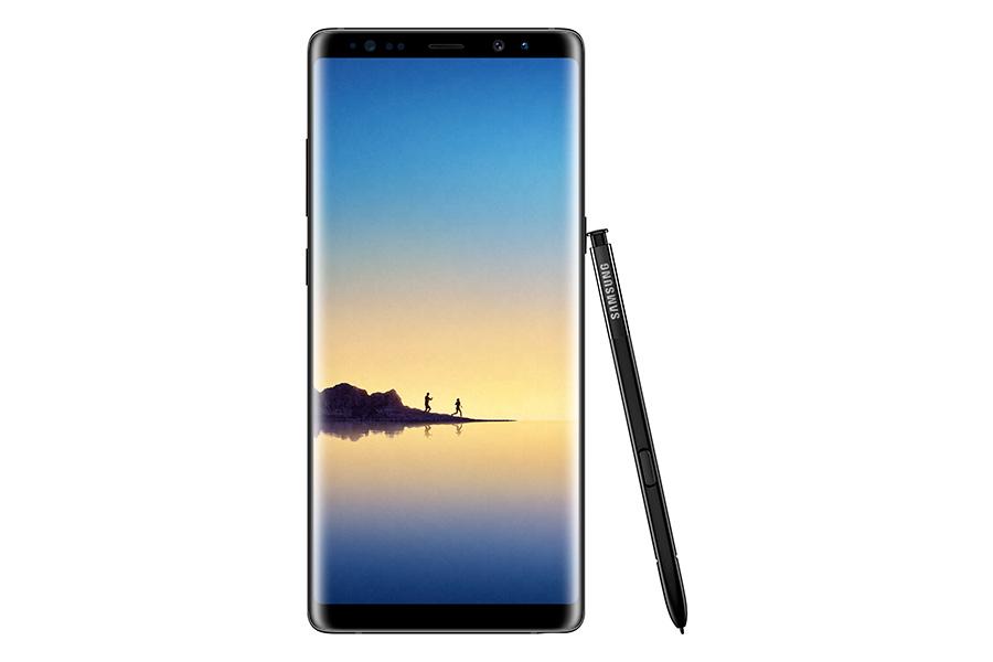 Samsung Galaxy Note 8 en México pantalla Quad HD y S Pen
