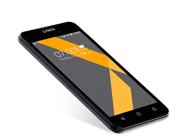 Lanix Ilium X520 con Telcel