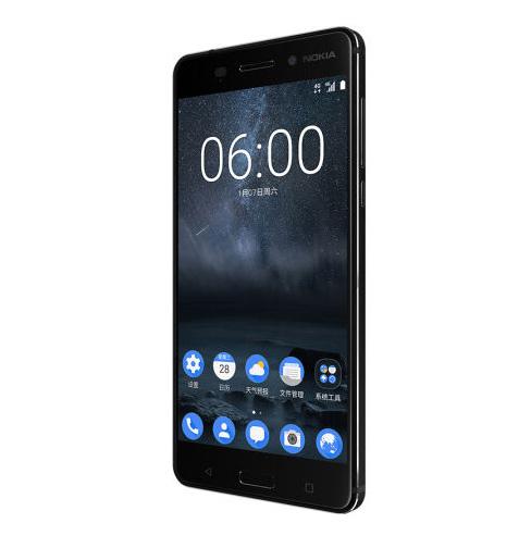 Nokia 6 pantalla de perfil