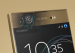 Xperia XA1 Ultra gold front camera