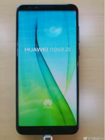 Huawei Nova 2S filtración