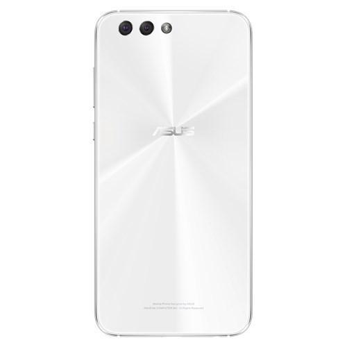 ASUS Zenfone 4 en México posterior cámara Doble y flash led Dual color blanco