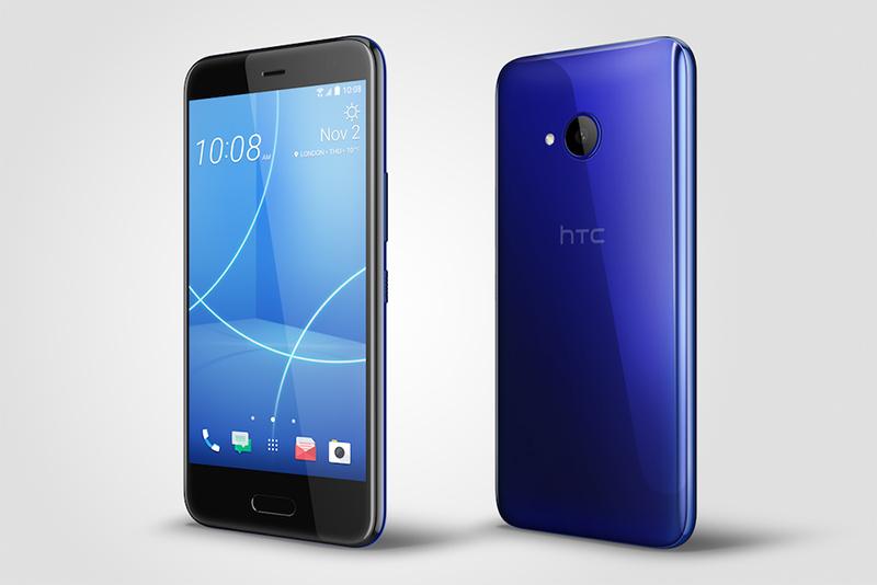 HTC U11 Life en México pantalla y cámara trasera frente y posterior