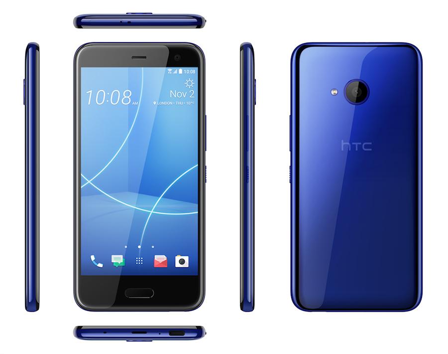 HTC U11 Life en México desde todos sus ángulos
